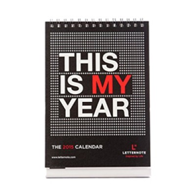 This is my year - 2015 Calendar