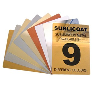 Sublimation Aluminium Sheet