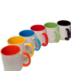 Uncoated Mugs